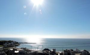 オープンバルコニーからの眺望2