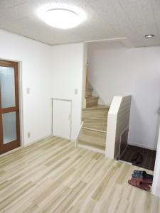 1階 DK 階段