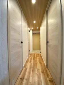 廊下 玄関